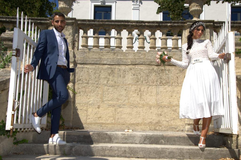 mariage anais et nathaniel 1