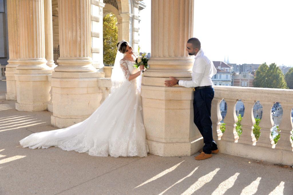 mariage eddy et sandra