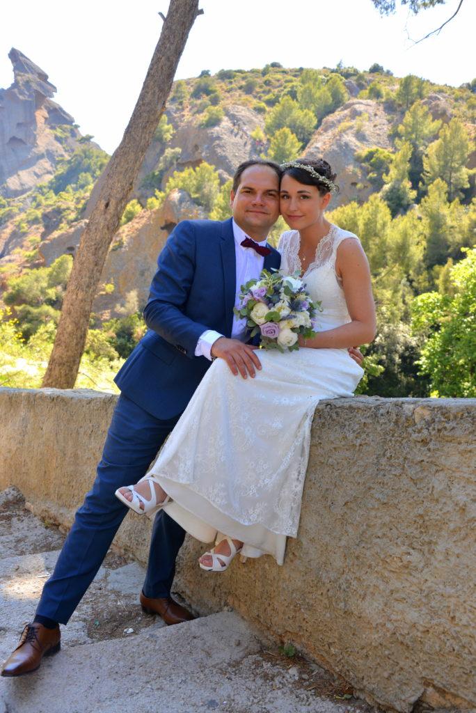 mariage joana et vincent 1