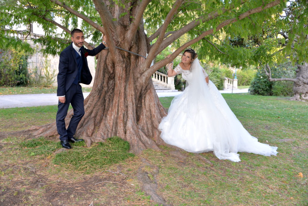 mariage laura et ange 1